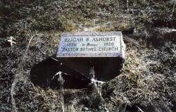Elijah Britton Ashurst