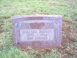 Ballard Barnes