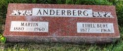 Ethel Florence <i>Burt</i> Anderberg