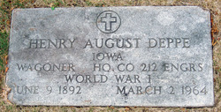 Henry August Deppe