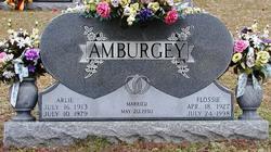 Arlie Amburgey
