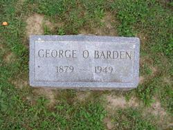 George O Barden