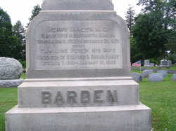 Caroline <i>Purdy</i> Barden