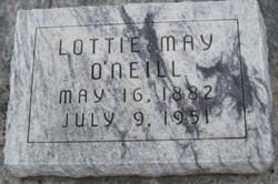 Lottie May <i>Morton</i> O'Neill