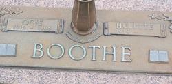 Ocie Chilton Boothe, Jr