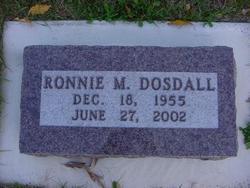 Ronald Mark Dosdall