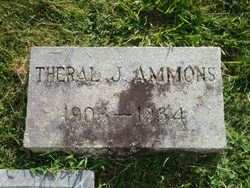 Theral James Ammons