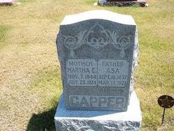 Asa Capper