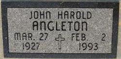John Harold Angleton