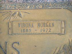 Winona Nona <i>Morgan</i> Adkins