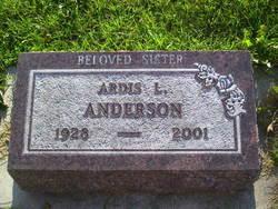 Ardis Luetta Anderson