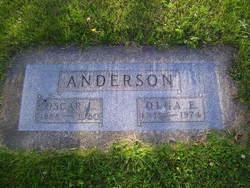 Oscar L Anderson