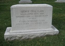 Maj George Orial Clark