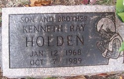 Kenneth Ray Holden