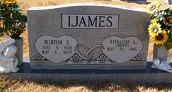 Burton E Ijames