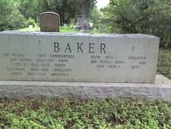 Lenice <i>Moore</i> Baker
