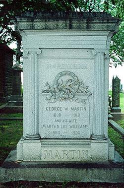 George Washington Martin