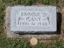 Brodie D. Gant