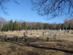 Liberty Hill Methodist Church Cemetery