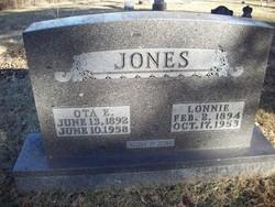 James Lonnie Jones