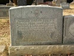 Sydney Harry Syd Cohen