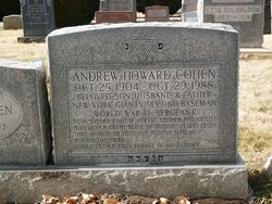 Andrew Howard Andy Cohen