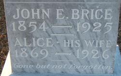 John Edward Brice