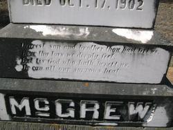 Harrison McGrew