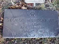 George Madison Bull