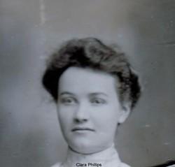 Clara <i>Phillips</i> Hadley
