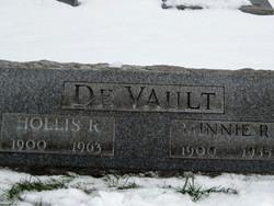 Minnie Richie <i>Davis</i> DeVault