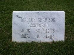Lindley Garrison Beckworth, Sr