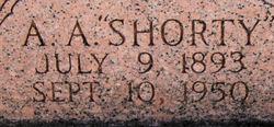 Ambrose Aaron Shorty Kennedy