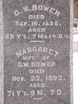 Margaret <i>Allebaugh</i> Bower