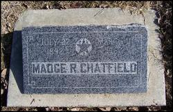 Madge <i>Rosa</i> Chatfield