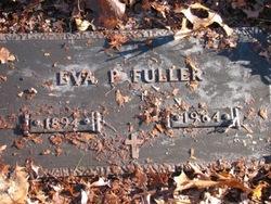 Eva P <i>Wickman</i> Fuller