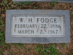 William Howe Fodge