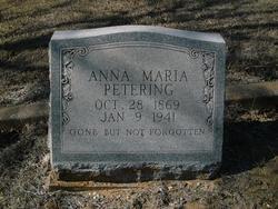 Anna Maria <i>Leist</i> Petering