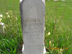 Daniel Ashton