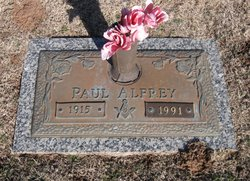 Paul Alfrey