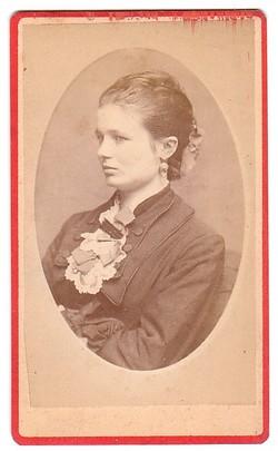 Rosalia <i>Clark</i> Castner