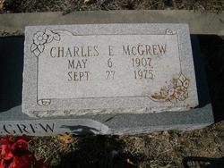 Charles Edgar McGrew