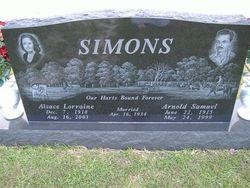 Arnold Samuel Simons
