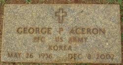 George P. Aceron