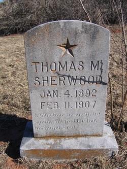 Thomas M. Sherwood