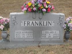 Sally <i>Trobaugh</i> Franklin