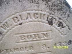 G. W. Blackerby