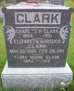 Flora <i>Moore</i> Clark