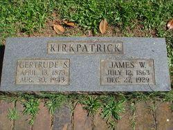 Gertrude <i>Stockard</i> Kirkpatrick