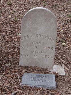 John Crayton